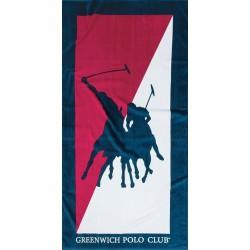 Greenwich Polo Club 2858 Πετσέτα Θαλάσσης 80x160