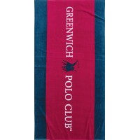Greenwich Polo Club 2860 Πετσέτα Θαλάσσης 80x160