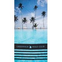Greenwich Polo Club 2861 Πετσέτα Θαλάσσης 80x160
