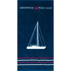 Greenwich Polo Club 3514 Πετσέτα Θαλάσσης 80x160