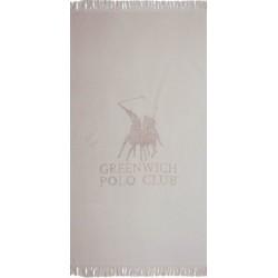 Greenwich Polo Club 3529 Πετσέτα Θαλάσσης 80x170